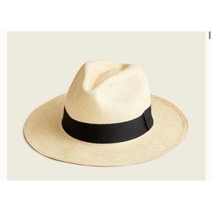 NWT J.crew Panama Hat